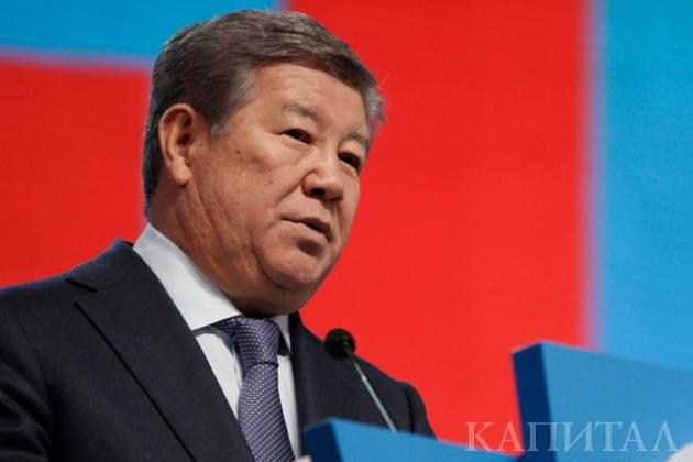 Ахметжану Есимову присвоено звание Қазақстанның Еңбек Ері