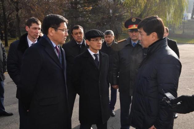 Водители Алматы смогут невозить ссобой документы