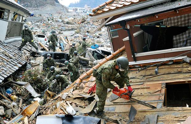 Землетрясение вЯпонии: «Евразия» уже выплатила 450млн тенге