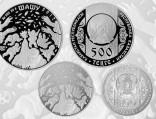 Нацбанк выпустил коллекционные монеты Тумар