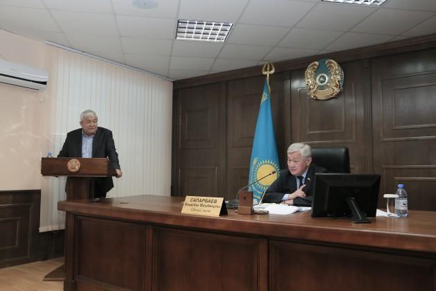 Бердыбек Сапарбаев: Невсе недропользователи выполняют условия контракта