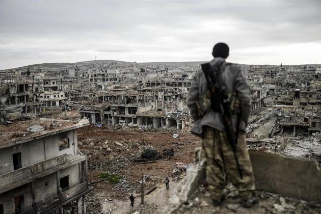 Промышленность Сирии потеряла из-за войны $4,5млрд