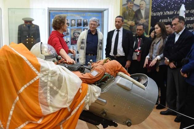 Иностранные дипломаты посетили Байконур