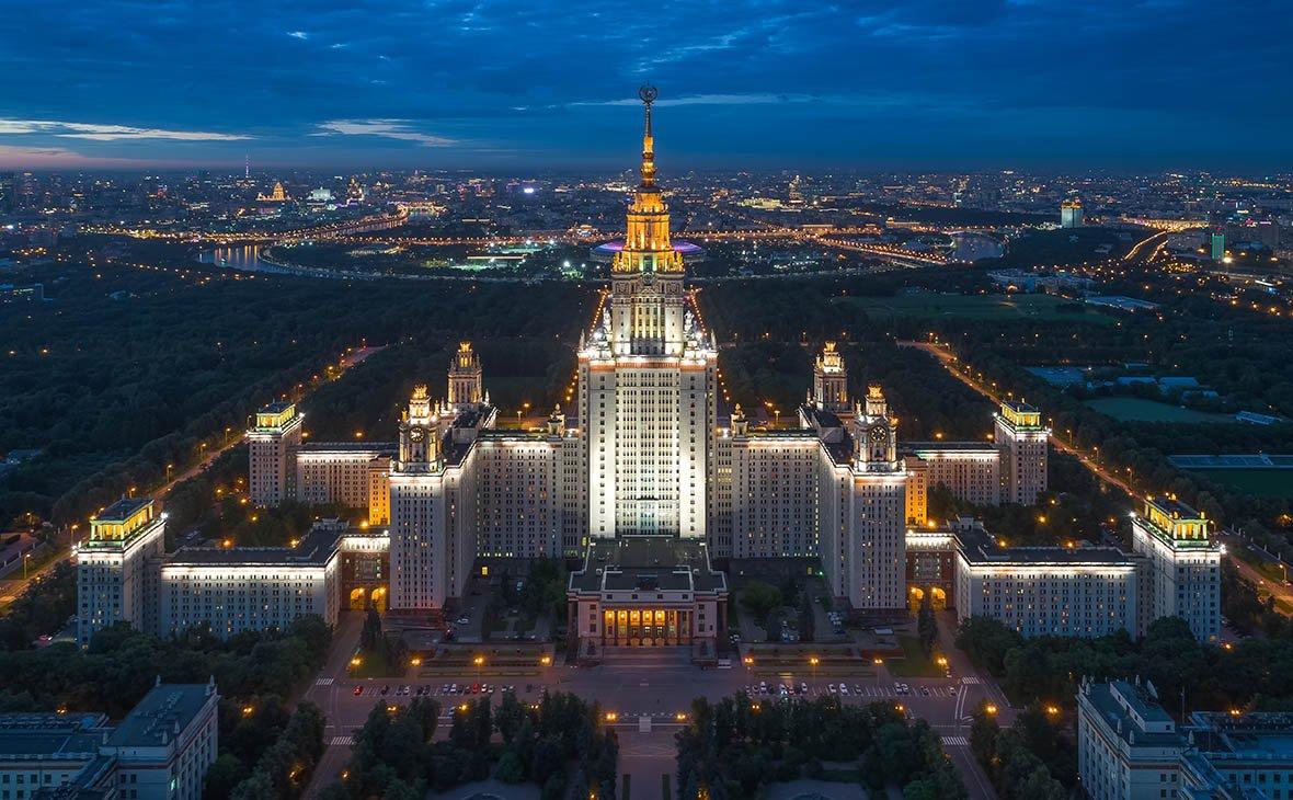 МГУ попал в топ-100 международного рейтинга по гуманитарным наукам