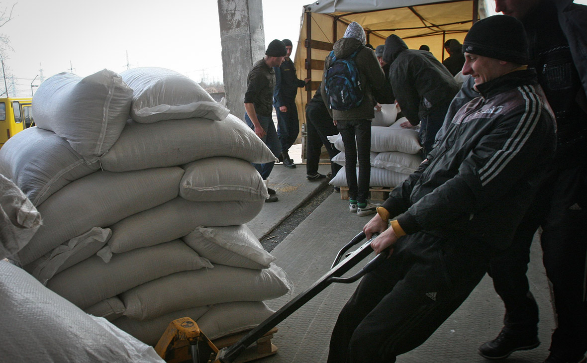 ООН прекратит поставку продуктов в Донбасс из-за нехватки денег