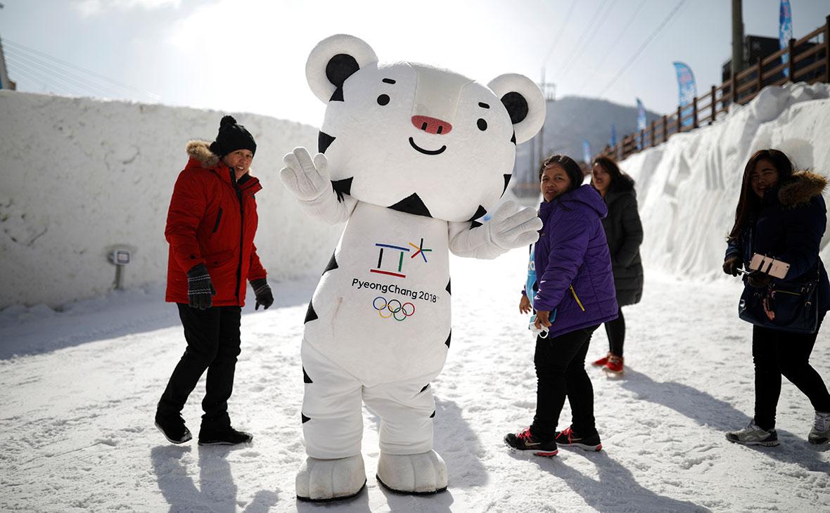 Южная Корея призвала российских олимпийцев участвовать в Играх