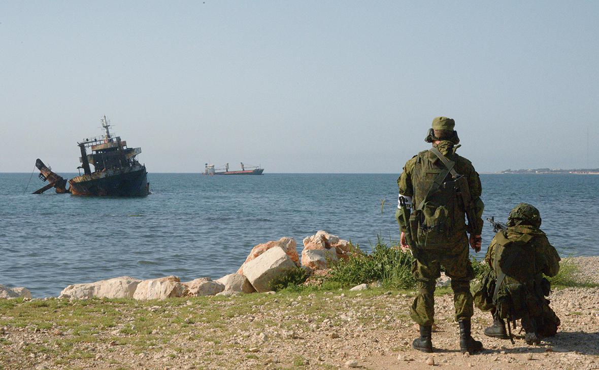 Путин внес в Думу соглашение о расширении базы ВМФ в сирийском Тартусе