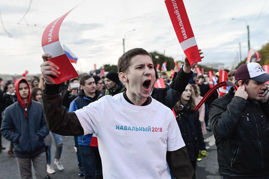 Политтехнологи заявили о рисках протестов после выборов президента