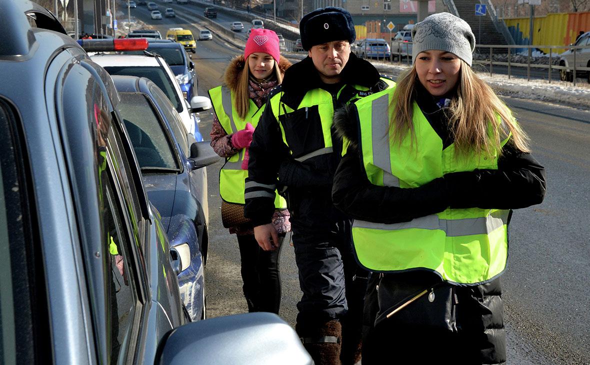 Водителей обязали надевать светоотражающую одежду