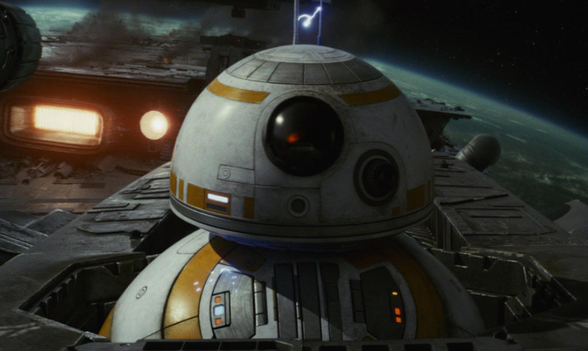 Новый эпизод «Звездных войн» собрал за выходные $450 млн по всему миру