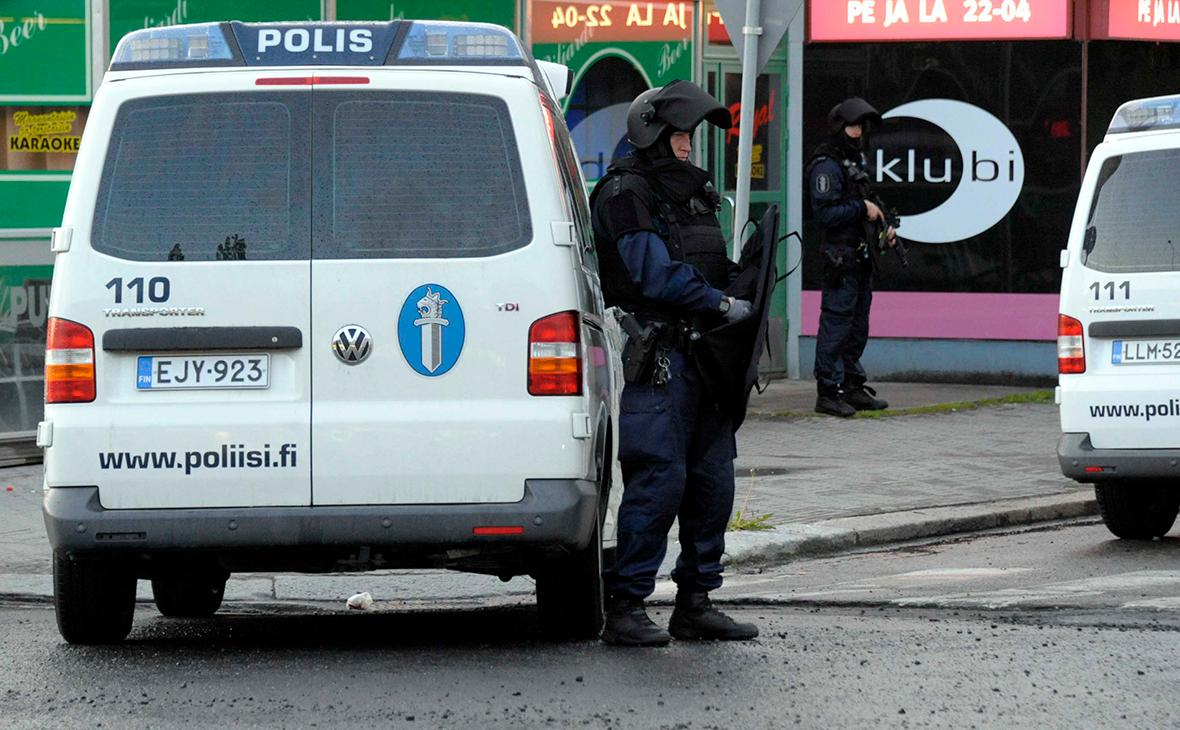 Полиция обыскала дом автора статьи о слежке финских спецслужб за Россией