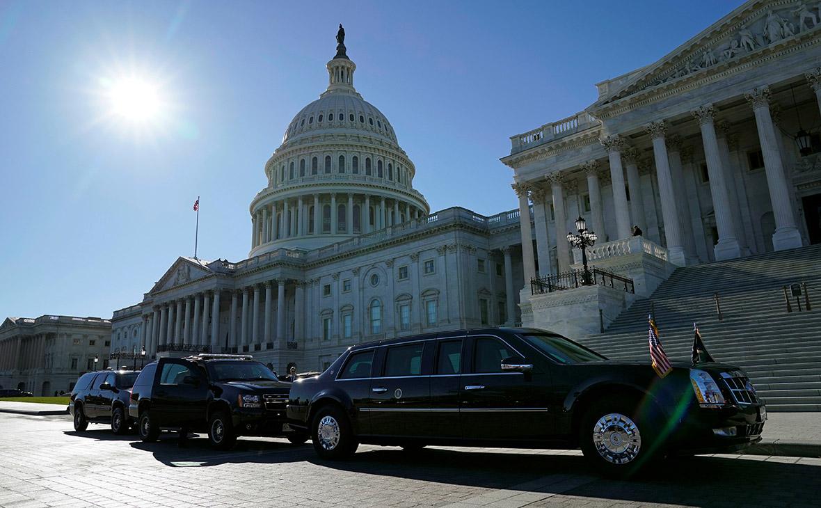 Проект налоговой реформы в США отправили конгрессменам на переголосование