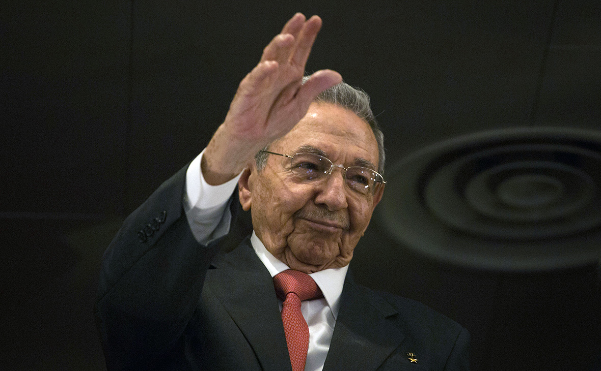 Стала известна дата ухода Рауля Кастро в отставку