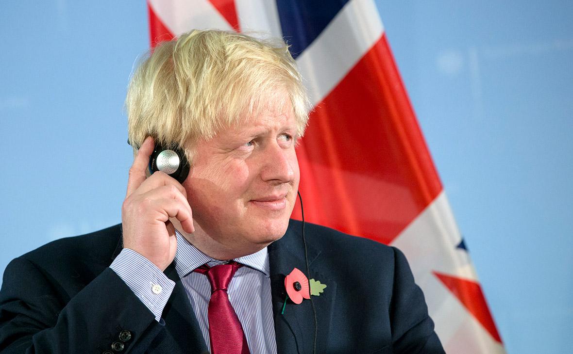 Джонсон расскажет Лаврову о продолжающейся дестабилизации Европы Россией