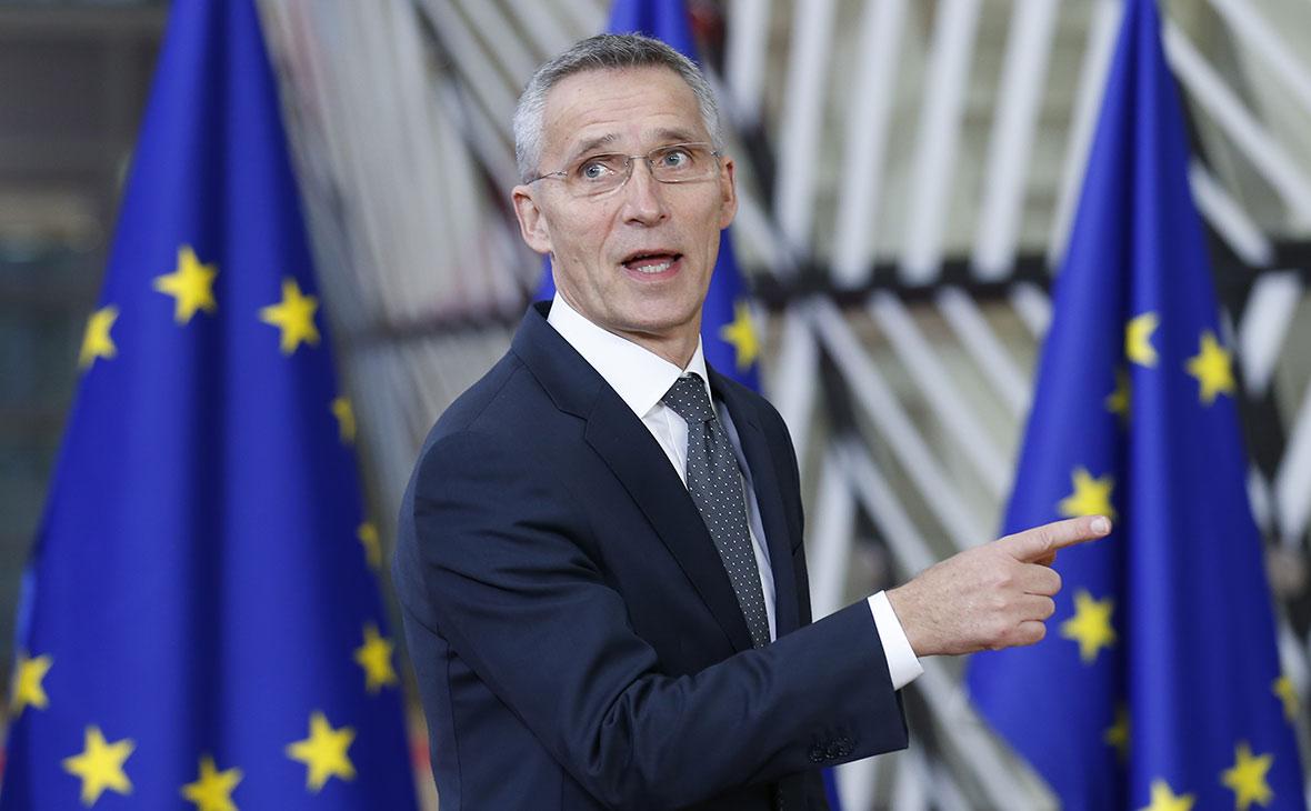 Генсек НАТО признал отставание альянса от России в активности сил ВМФ