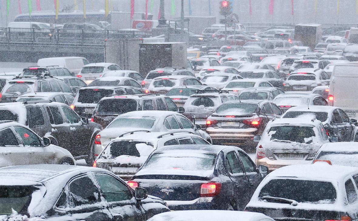 Власти Москвы предсказали самый «загруженный» день на дорогах столицы