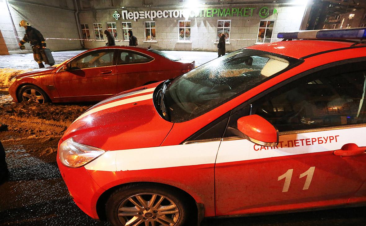 Стали известны имена пострадавших при взрыве в Петербурге