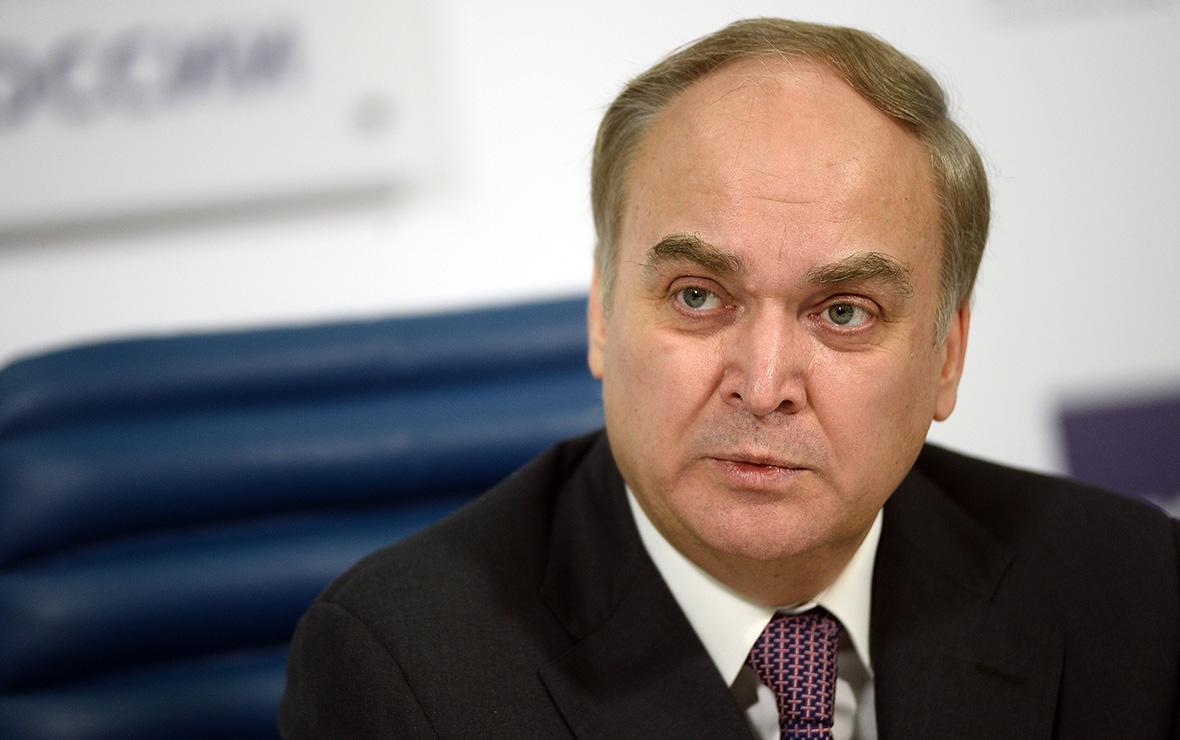 Антонов рассказал о сохраняющемся желании Трампа поладить с Москвой