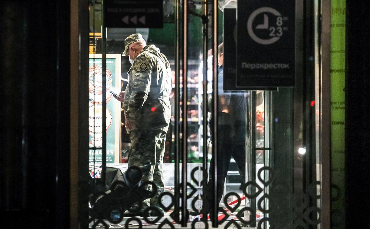 В СКР назвали мотив устроившего взрыв в «Перекрестке» в Петербурге