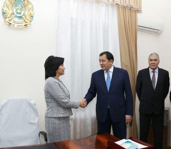 Назначен новый заместитель акима Атырауской области