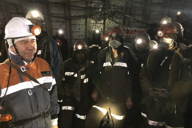 15декабря завершилась забастовка шахтеров «АрселорМиттал Темиртау»