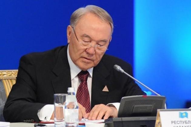 Президент подписал закон ореспубликанском бюджете на2018−2020годы