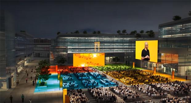 Microsoft построит мини-город для сотрудников
