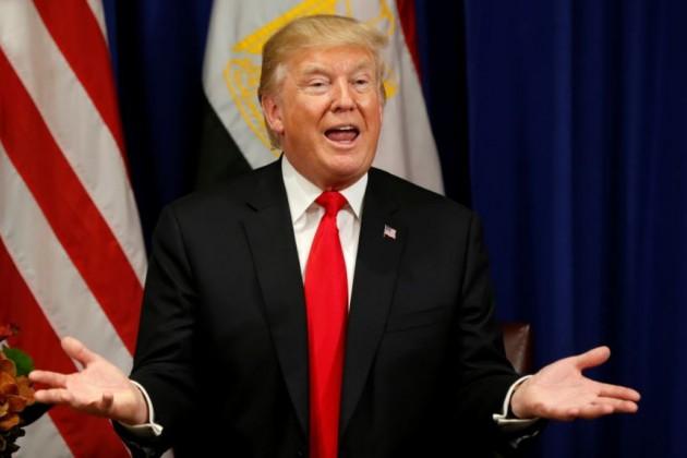 Трамп высказался заповышение тарифов для Amazon задоставку посылок госпочтой