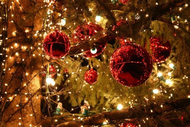 ВАстане зажгут главную новогоднюю елку страны