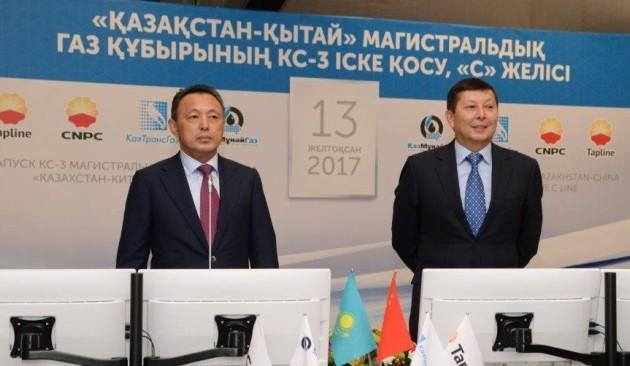 Казахстанский газ— стабильный экспорт, надежный юг