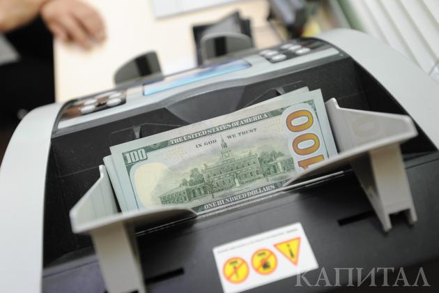 Объем торгов подоллару резко вырос до $233млн