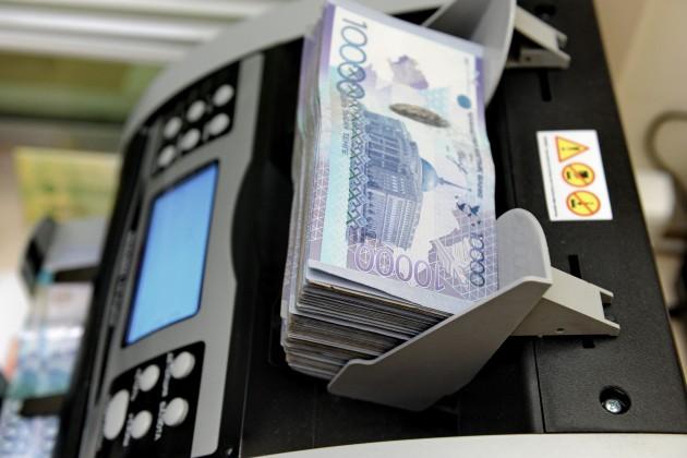 Ссудный портфель банковРК воктябре уменьшился на81,4млрд тенге