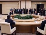 Нурсултан Назарбаев встретился сВладимиром Путиным