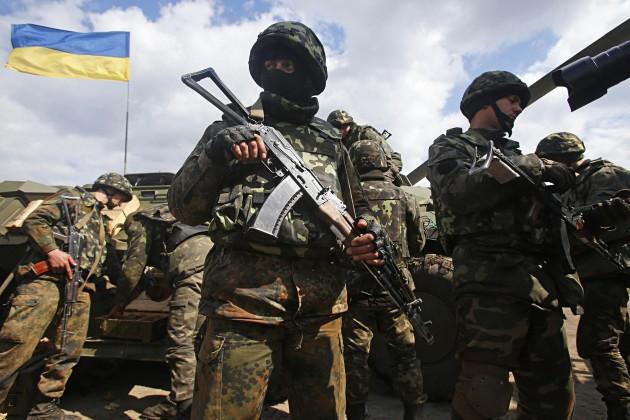 Вбюджете Украины на2018год увеличены расходы наоборону