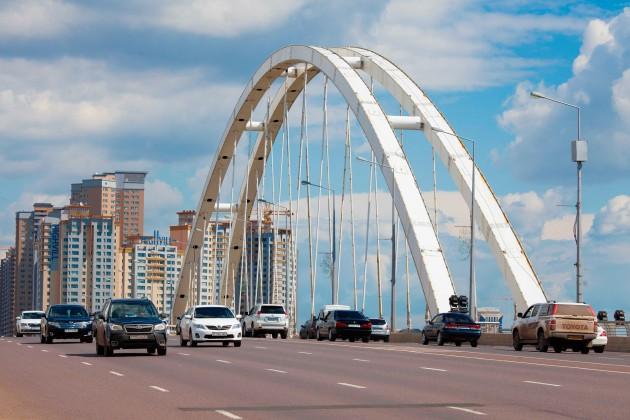 Два новых моста появятся вАстане