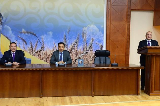 Бакытжан Сагинтаев: Аграрный сектор должен стать новым драйвером экономики