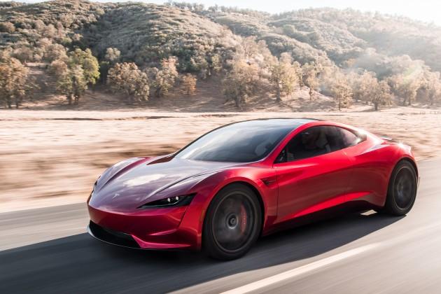 Tesla Roadster 2: неожиданная премьера