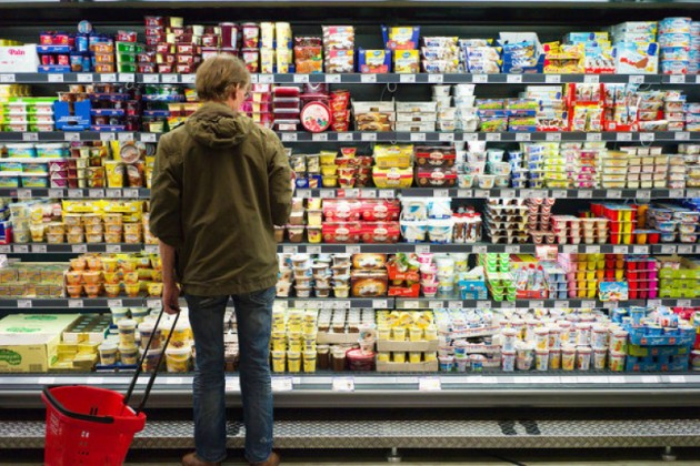Мировые цены напродовольствие выросли на2,3%