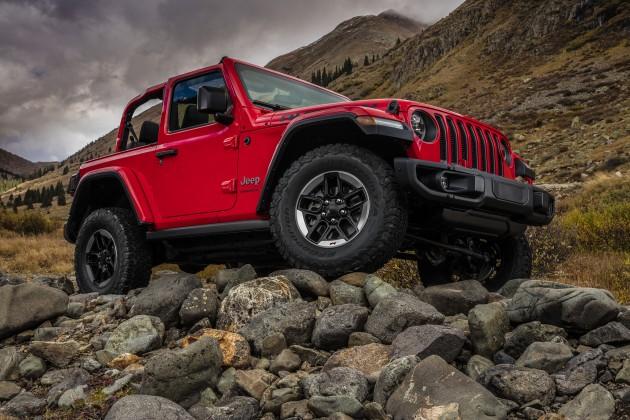 Jeep Wrangler— верность традициям