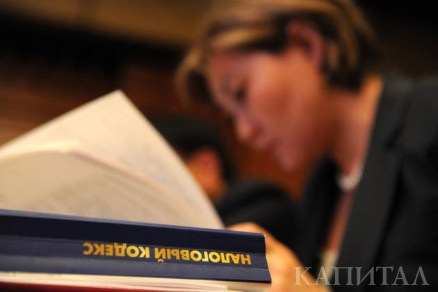 Сенат вернул вмажилис проект нового Налогового кодекса
