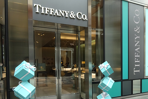 Грани блеска Tiffany & Co